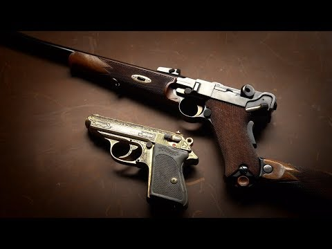 A Royal Carbine & The Surrendered Walther of Hermann Goering