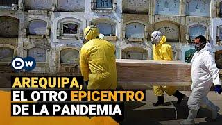 Coronavirus: El drama que vive AREQUIPA debido a la pandemia de Covid-19