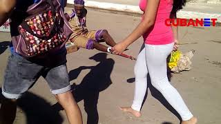 CUBA: Devotos de SAN LÁZARO comienzan peregrinación al RINCÓN