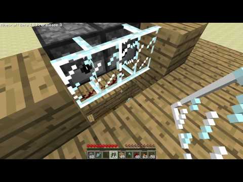 how to make an auto fisher in minecraft