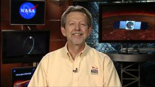 NASA | MAVEN MOI live shot with Jim Green