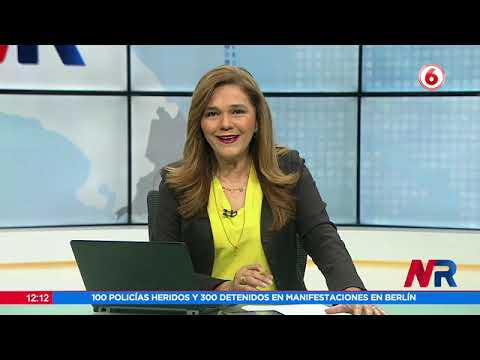Noticias Repretel mediodía: Programa 04 de Mayo del 2021