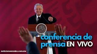 #EnVivo Conferencia matutina, la mañanera de AMLO Lunes 11 de Mayo en vivo (desde las 7 am)
