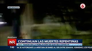 Nicaragua: Graban entierros nocturnos en Managua y Chinandega