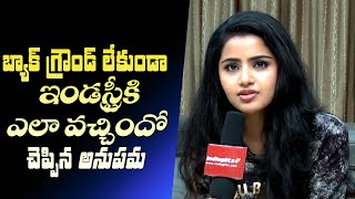 Anupama Parameswaran Calls Herself a Confused Person | Exclusive Interview | IndiaGlitz Telugu - IGTELUGU
