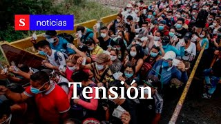 Noticias en vivo de Colombia: Tensión previa a la cuarentena por covid-19 en Colombia | 24 de marzo