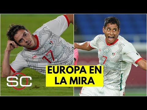 EL ESPECTÁCULO de México vs Corea del Sur tiene a Córdova y Romo cerca de Europa   SportsCenter