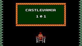 How To Beat CastleVania (NES) - mechanics and walkthrough