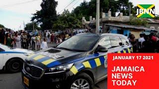 Jamaica News Today January 17 2021/JBNN