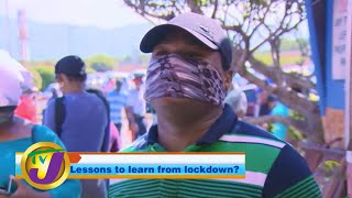 TVJ Smile Jamaica: Lessons to Learn from Lockdown - May 5 2020