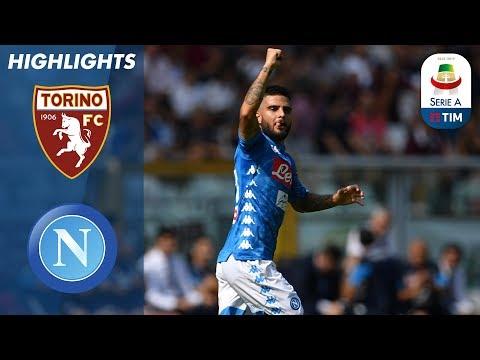 أهداف مباراة طورينو ونابولي 1-3 - البطولة الايطالية -