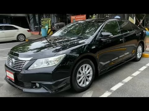 TOYOTA-CAMRY-2.0G-EXTREMO-ปี-2