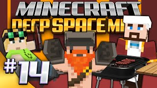 Minecraft - Deep Space Mine 14 - Screw The Nether