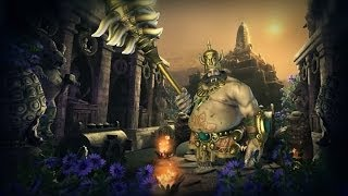 Smite Kumbhakarna God Reveal Trailer