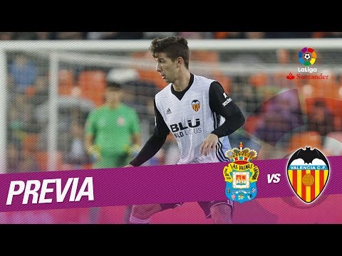 Previa UD Las Palmas vs Valencia CF