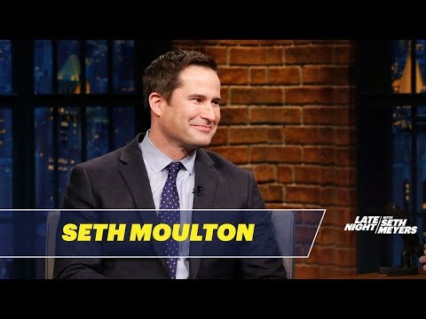 Congressman Seth Moulton Was a TV Celebrity in Iraq