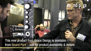 Grace Design M501 500-Series Mic Pre Module - API Compatible