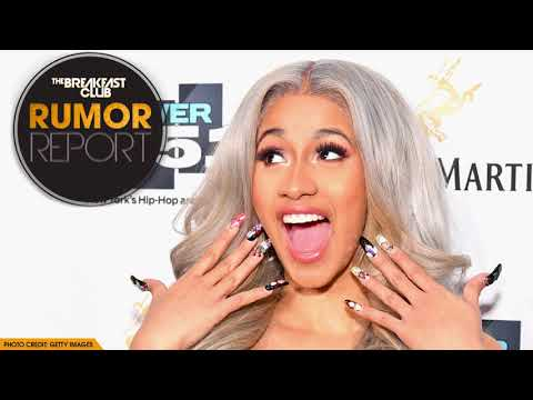 connectYoutube - Cardi B Speaks On How She Deals With Haters
