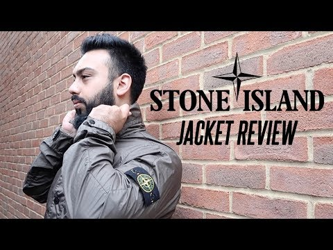NEW PICKUP - STONE ISLAND JACKET REVIEW