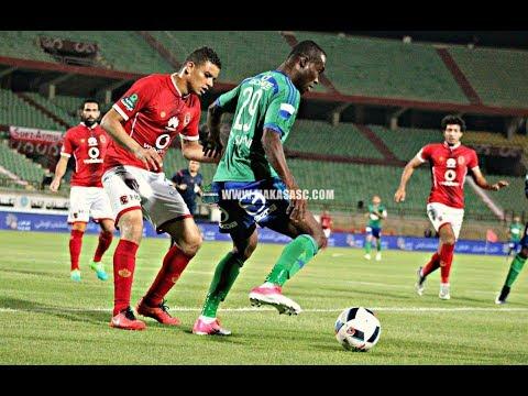 Video: Ghana striker John Antwi named best striker in Egyptian league Team of the Season