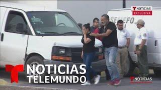 Padre de inmigrante que se suicidó en la frontera culpa a agentes   Noticias Telemundo