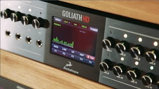 Introducing Goliath HD | Antelope Audio