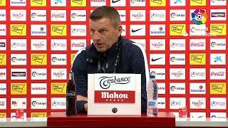 Rueda de prensa Real Sporting vs Girona FC