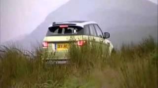 Range Rover Evoque test drive on NDTV