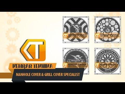 Manhole Cover & Grill Cover Saluran Drainase
