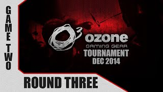 Ozone's Cheese Only Tournament R3G2 [Dec 2014] - Starcraft 2 [LAGTV]