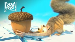 Ice Age: Continental Drift | Ice Age 4: Scrat Continental Crack Up HD | Fox Family Entertainment