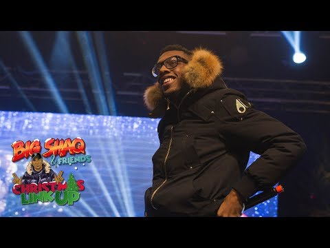 connectYoutube - MoStack Performs Hit Track 'No Words' | BIG SHAQ AND FRIENDS