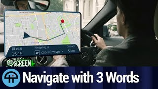Navigate with what3words.com