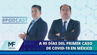 #MomentoFinanciero | A 95 días del primer caso de COVID-19 en México. ¿Inicia la nueva normalidad