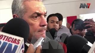 Gonzalo Castillo pidió confianza para la JCE