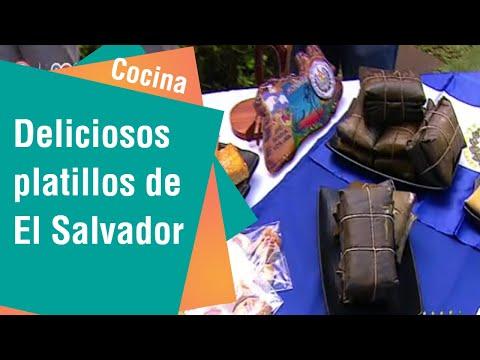 Deliciosos platillos tradicionales de El Salvador | Cocina