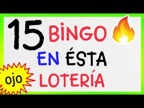 Loteria NEW YORK...!! (( 15 )) BINGO HOY...! SORTEOS de las LOTERÍAS/ LOTERÍAS DOMINICANA para HOY