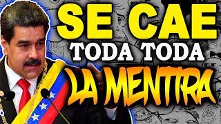 ¡¡ULTIMO MINUTO!! GRAN ERROR NICOLAS MADURO ATERRADO CONFIESA TODO DESCUBIERTO SE LES CAYO EL TEATRO