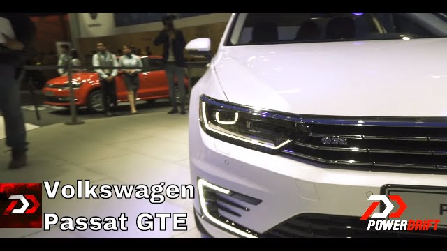 Volkswagen Passat GTE : First Look : PowerDrift