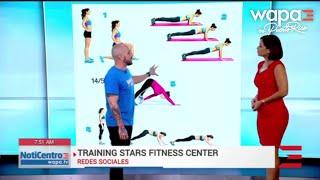 Training Stars: Continúa el Reto 14-50