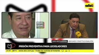 Mesa de Periodistas: Prisión preventiva para legisladores
