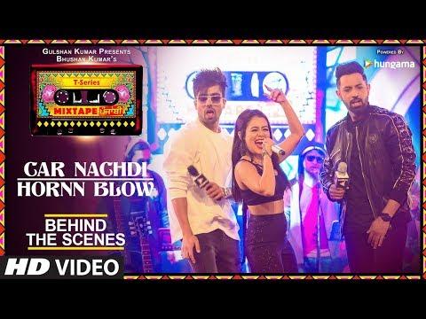 connectYoutube - Making Of Car Nachdi/Hornn Blow | T-Series Mixtape Punjabi |Gippy Grewal Harrdy Sandhu & Neha Kakkar