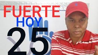 NUMERO FUERTE HOY 18 DE FEBRERO 2020