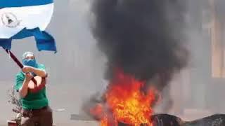 OCTUBRE 2020, WASHINGTON DC, Incia la Marcha de los 1000 Por Nicaragua contra Daniel Ortega FSLN