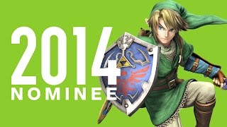 Why Super Smash Bros. is a Game of The Year Nominee?