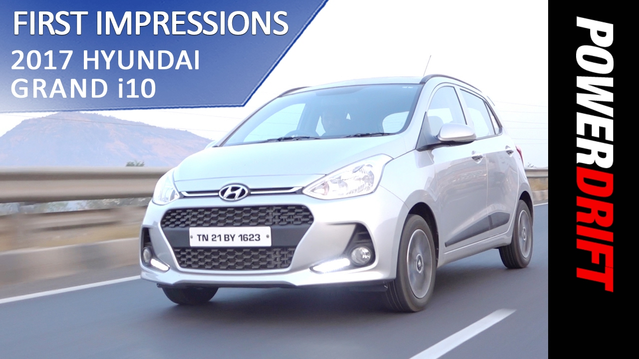 Hyundai Grand i10 : What does it have to offer? : PowerDrift Refresh