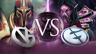 Dota 2: Watch One of the Fastest Blowouts of TI4