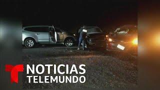 Acribillan a tiros a una familia estadounidense en su visita a México   Noticias Telemundo