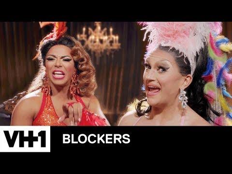 Shangela & BenDeLaCreme on John Cena's Pecs in 🐓  'Blockers' | Scene Queens | VH1