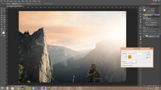 Photoshop CS6 Tutorial - 116 - Adding Photo Adjustments